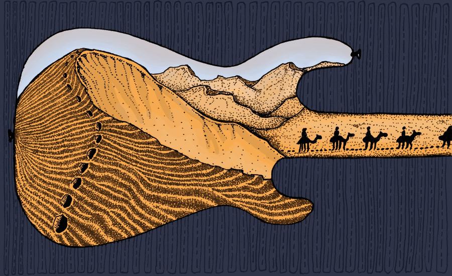 Tinariwen Tartit Essi