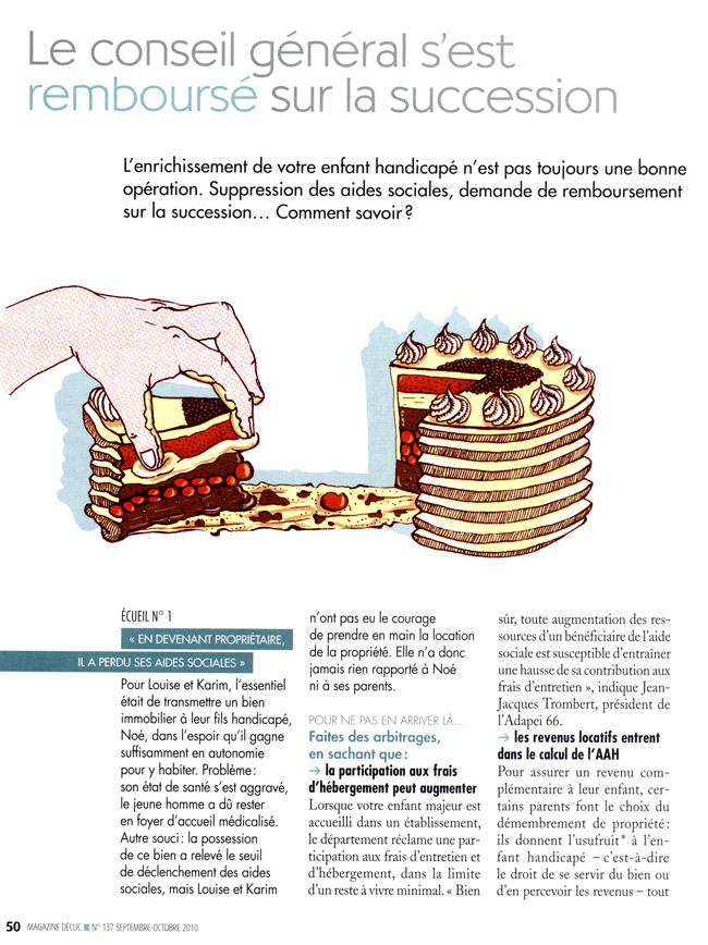 Gâteau Essi